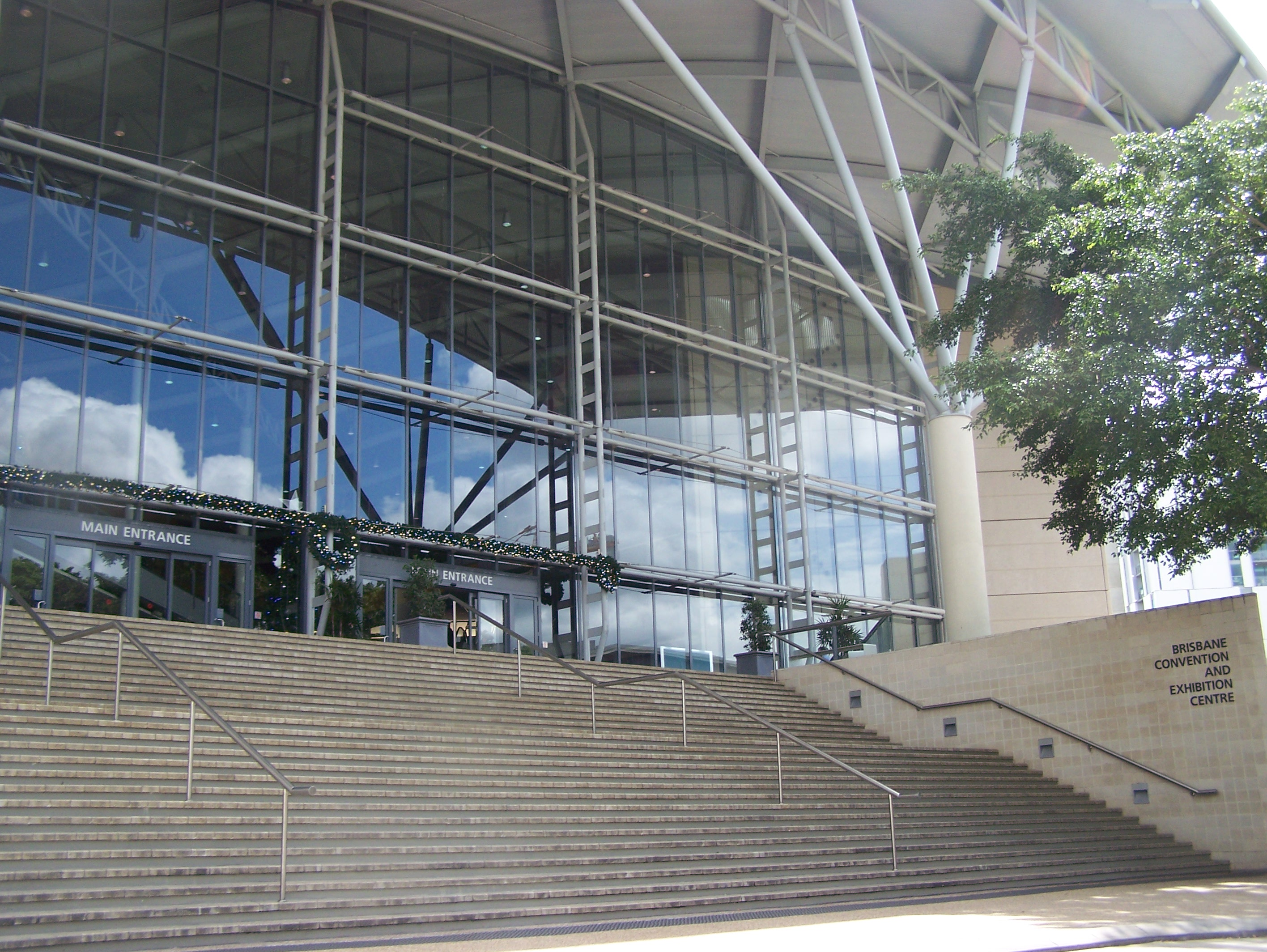 Brisbane Convention Centre, December 2007